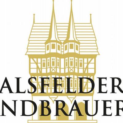 Logo der Alsfelder Landbrauerei
