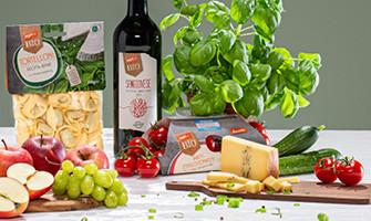 Eigenmarken Produkte tegut Bio