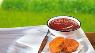 BBQ Sauce und Chili Knoblauchbutter