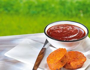 Ruck-zuck-BBQ-Sauce & Chili-Knoblauchbutter