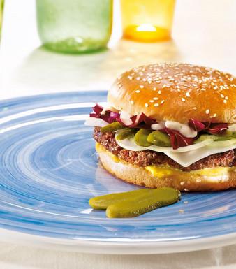 burger selber machen leckere rezepte tegut. Black Bedroom Furniture Sets. Home Design Ideas