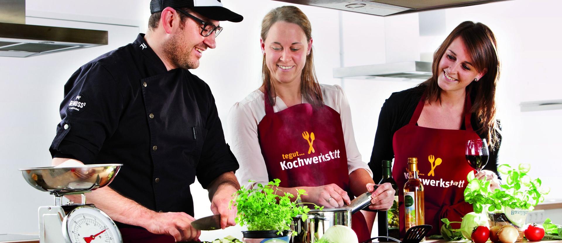 Kochwerkstatt Keyvisual