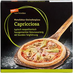 Steinofenpizza Capricciosa