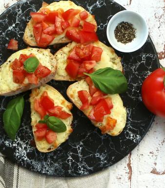 Mozzarella-Brot