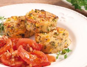 Schmortomaten zu Gemüsetalern