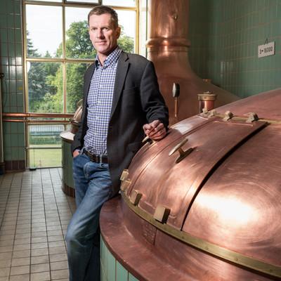 Martin Steffes-Mies, Besitzer der Alsfelder Brauerei