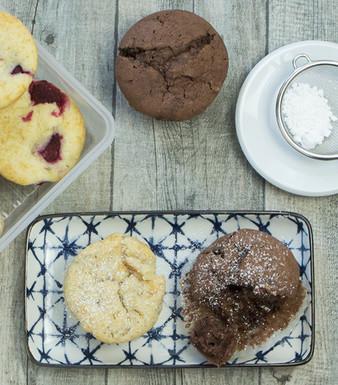 Dreierlei Muffins
