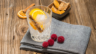 Weihnachts Gin Tonic