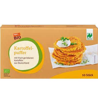 Bio Kartoffelpuffer
