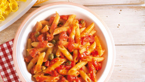 Tomaten Salsiccia Sauce