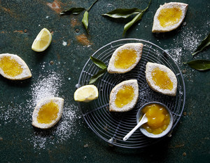 Citronelli – italienische Zitronenmürbchen