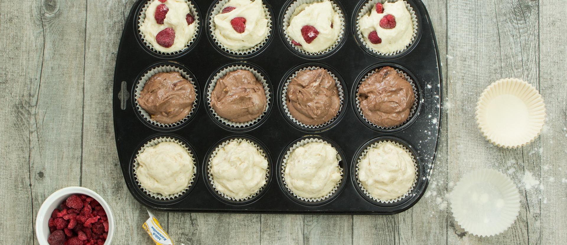 MealPrep vorher Muffins