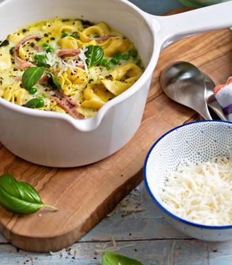 Tortellini Suppe