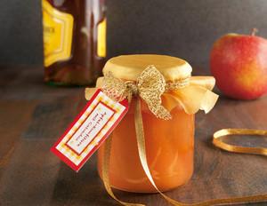 Apfel-Konfitüre mit Calvados