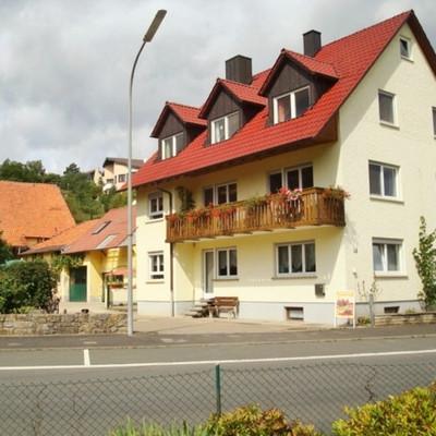 Außenaufnahme Wohnhaus
