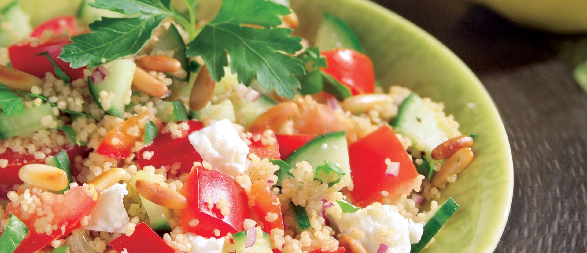 Couscous Salat