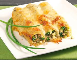 Cannelloni mit Brokkoli-Füllung