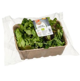 tegut... Bio Salat-Mix