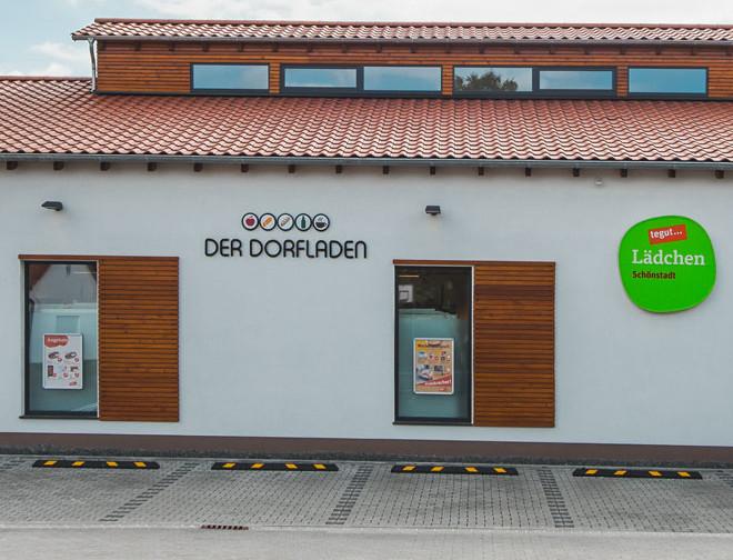 Parkplatz Lädchen Schönstadt