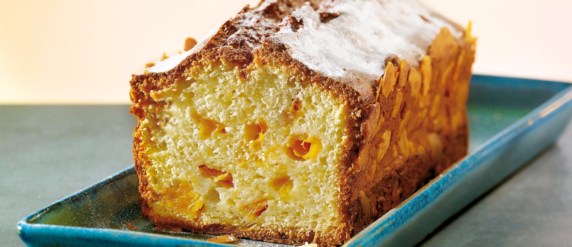 Orangen Olivenoel Kuchen