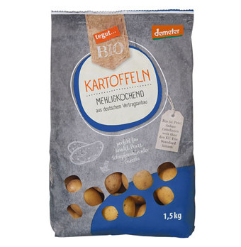 kartoffeln mehligkochend demeter