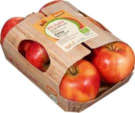 6er Pack Bio-Äpfel
