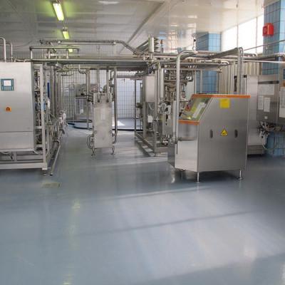 Milcherhitzungsmaschine