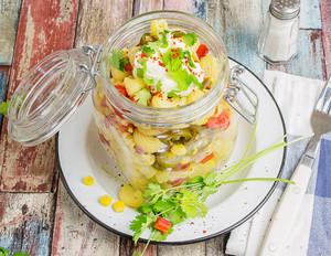 Veggi-Nudelsalat