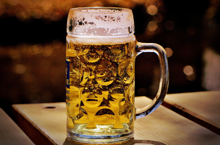 Warmes Bier