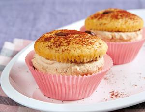 Latte-Macchiato-Cupcakes