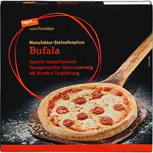 Steinofenpizza Bufala
