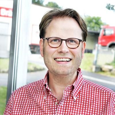 Portaitfoto des Geschäftsführer Weydringer der Rother Bräu Brauerei