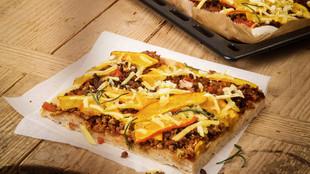 Kuerbis Pizza