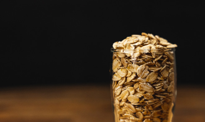Titelbild Getreide und Pseudogetreide Hafer