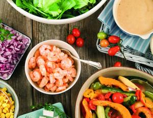 Mix & Match- Party-Salatbuffet