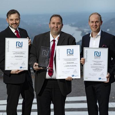 Auszeichnung tegut... Ausbilder des Jahres 2018