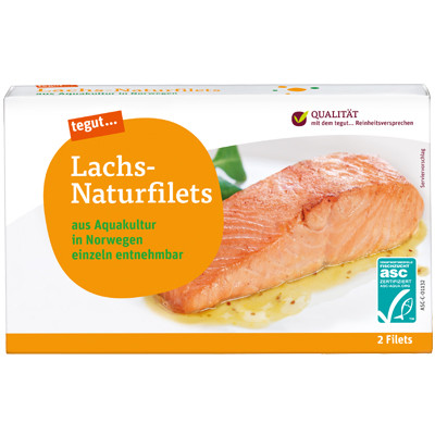 Lachsnaturfilets