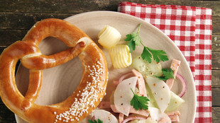 Rettich Wurstsalat