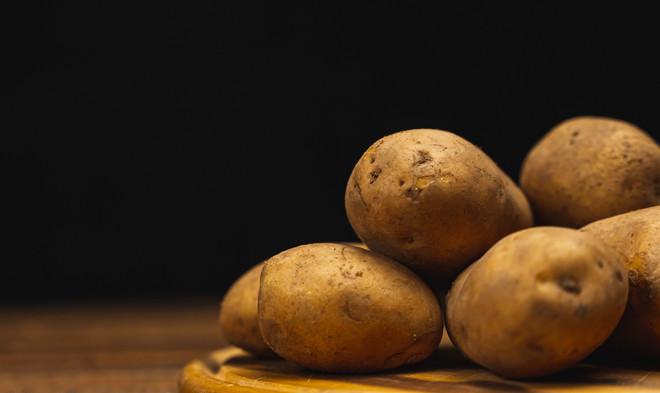 Titelbild Knollen und Wurzeln Kartoffeln