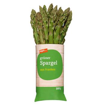 tegut Grüner Spargel