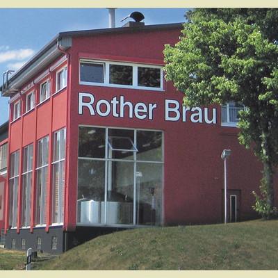 Außenaufnahme Brauhaus Rother Bräu