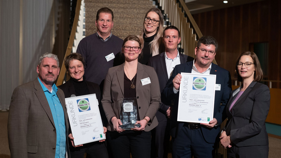 Preisträger des Regionalstars 2019