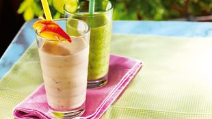 Sommer-Shakes (fruchtig & pikant)