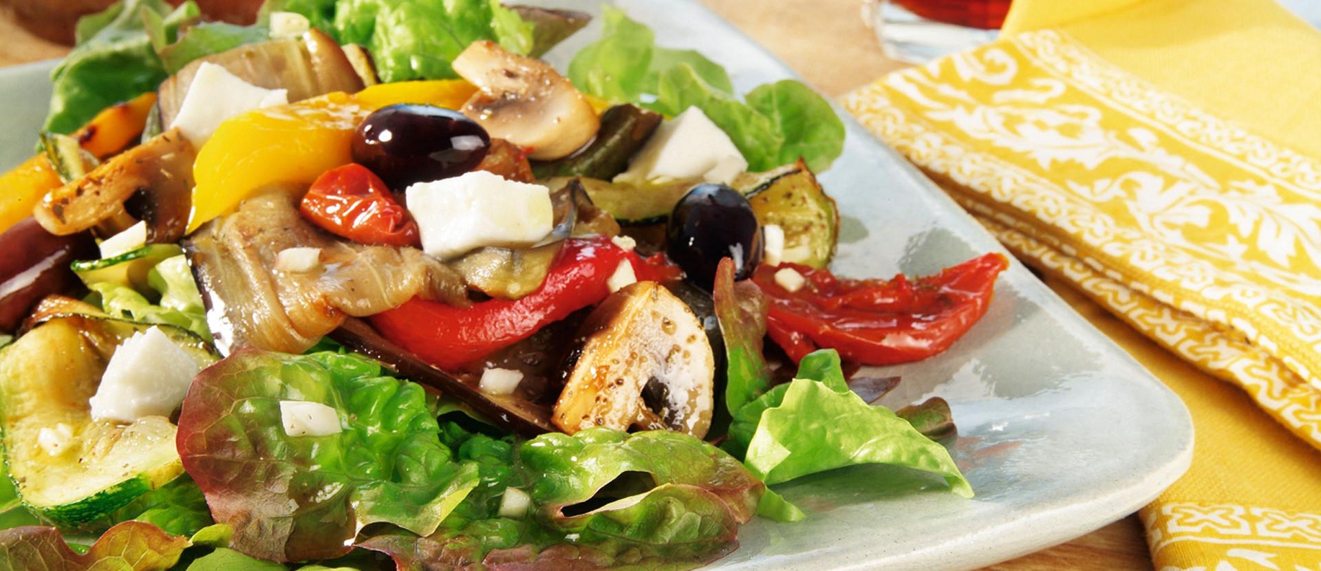 Italienischer Antipasti-Salat