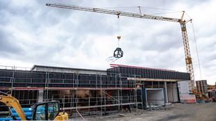tegut... Markt in Höchenberg feiert Baustellenfest
