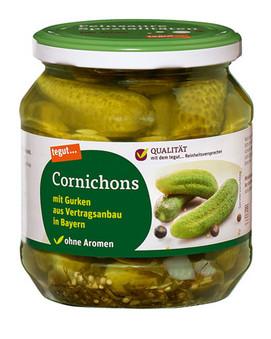 Eigenmarke Cornichons