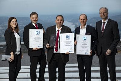 Preisträger Ausbilder des Jahres 2018