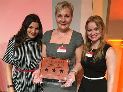 Dorothea Trautner mit Auszeichnung Marktleiterin des Jahres