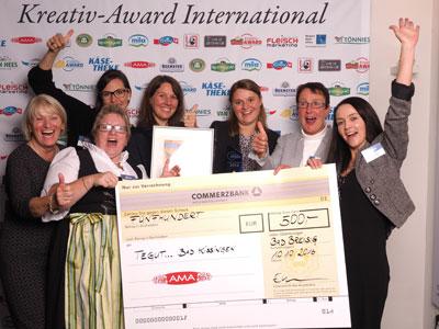 Gewinner kaese award 2016