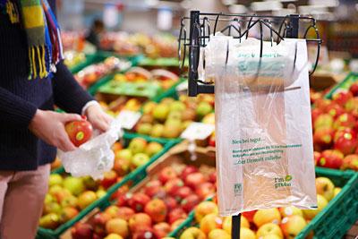 Obst gemuesebeutel nachwachsender rohstoffe